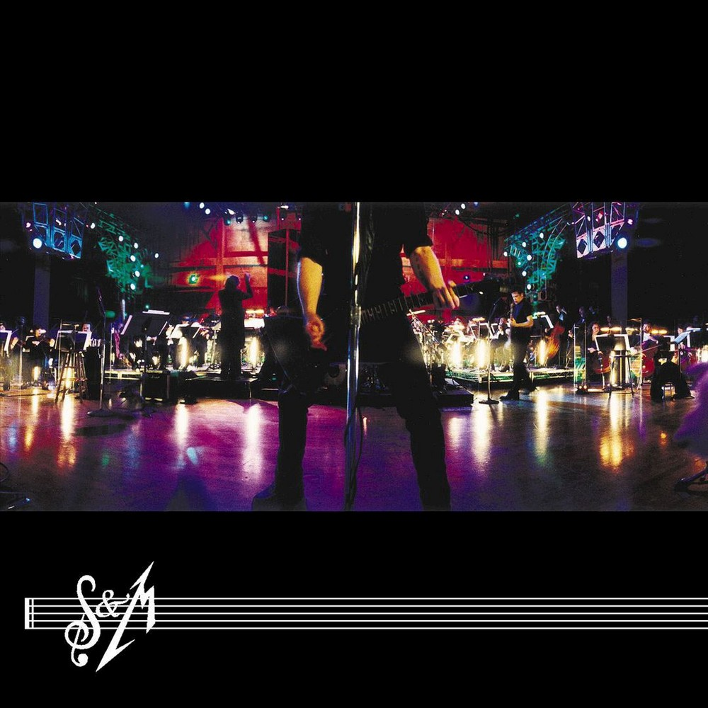 Metallica - S&m (CD), Pop Music