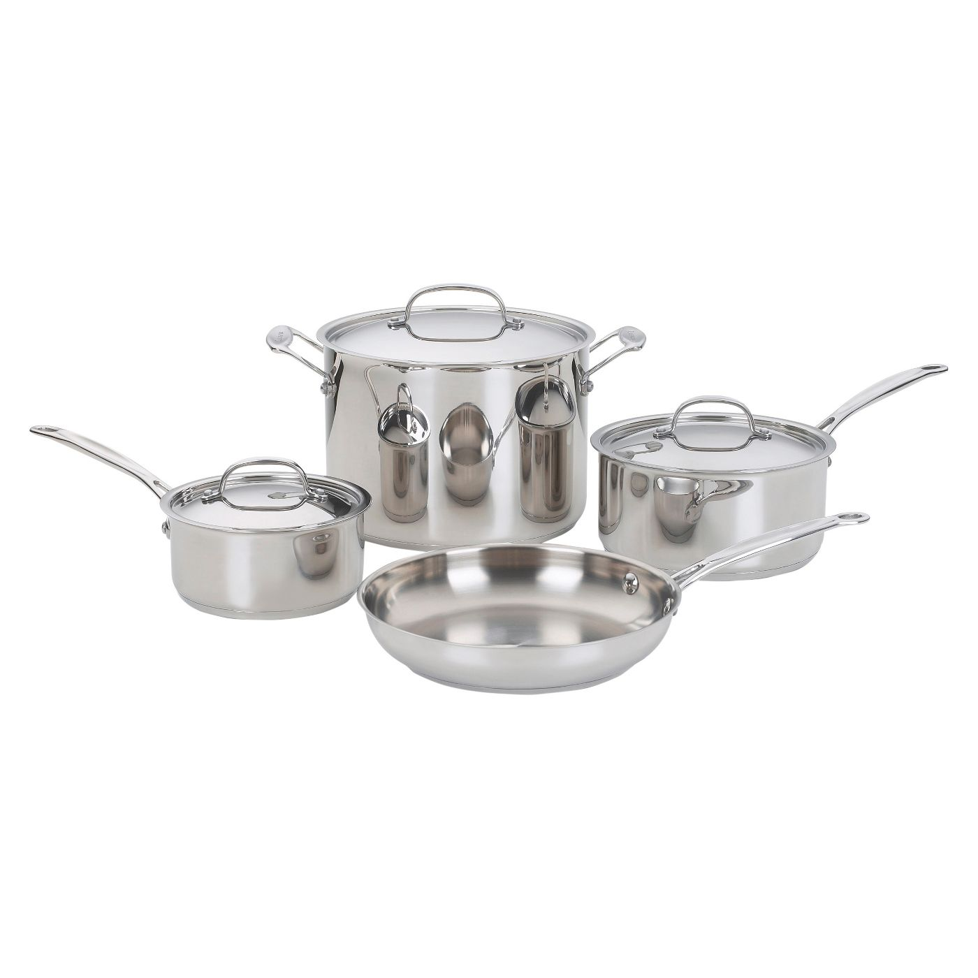Cuisinart® Chef's Classic Stainless Steel Set 7pc Set -  77-7 - image 2 of 2
