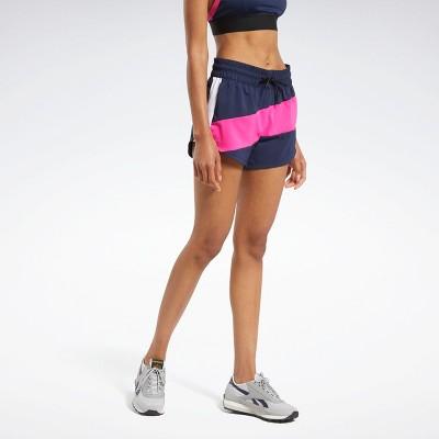 Reebok Workout Ready Shorts Womens Athletic Shorts