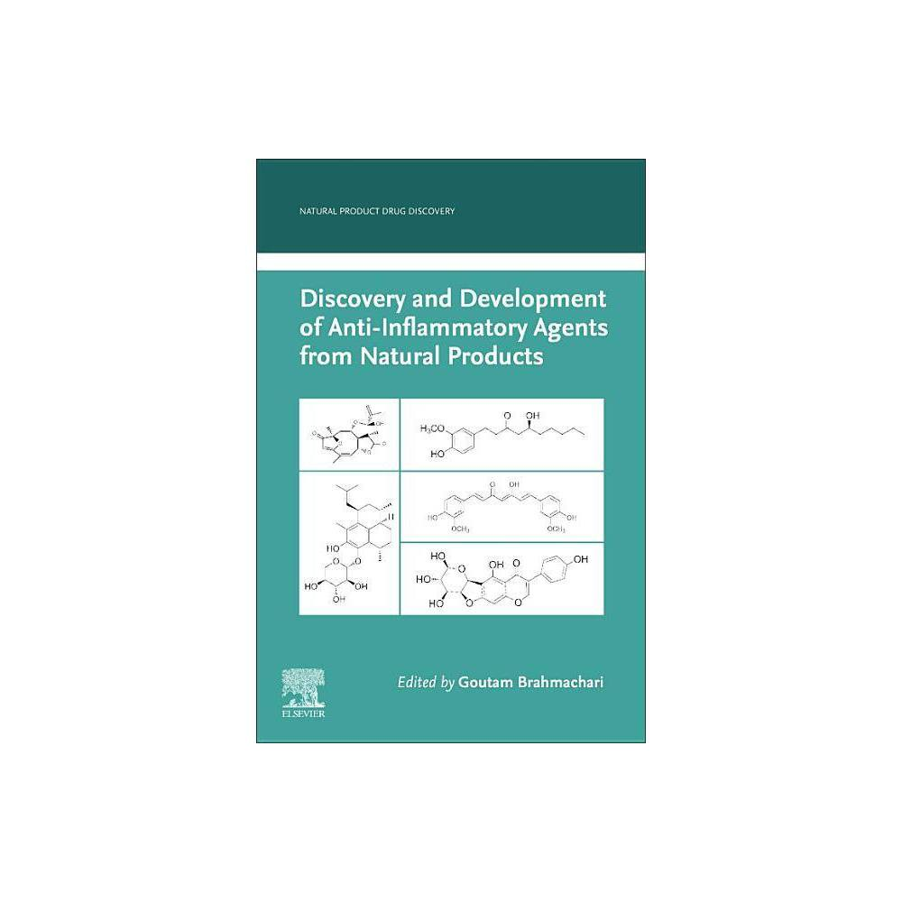 Discovery And Development Of Anti Inflammatory Agents From Natural Products Natural Product Drug Discovery By Goutam Brahmachari Paperback