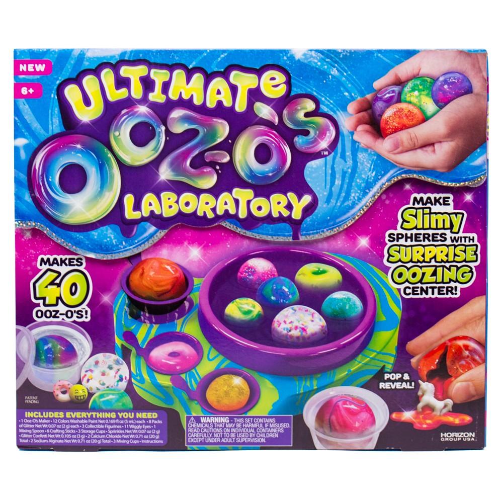 Ooz-o's Ultimate 43pc Laboratory