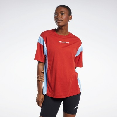 Reebok Meet You There Tee Womens Athletic T-Shirts