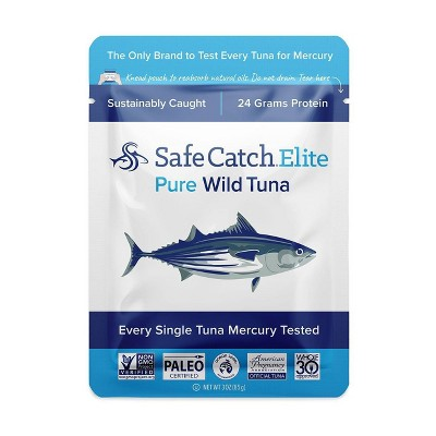 Safe Catch Tuna Pouch - 3oz