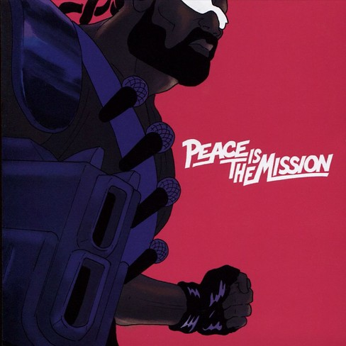 Peace Is The Mission (Post) - image 1 of 1