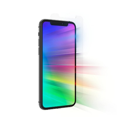 ZAGG Apple iPhone 12 Pro Max InvisibleShield VisionGuard+ Screen Protector with Anti-Microbial Technology