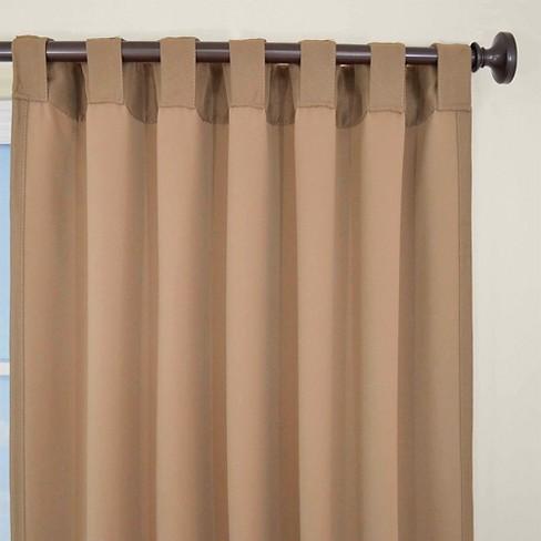 Eclipse Patio Door Thermaweave Thermal Blackout Patio Door Curtain
