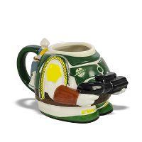 Star Wars Boba Fett Mug with Plush