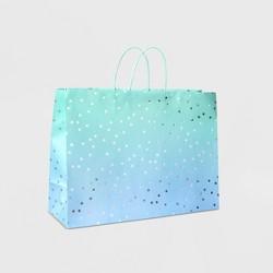 Large Graduation Vogue Bag Green/Blue - Spritz™