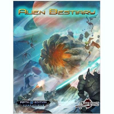 Alien Bestiary (5E) Hardcover