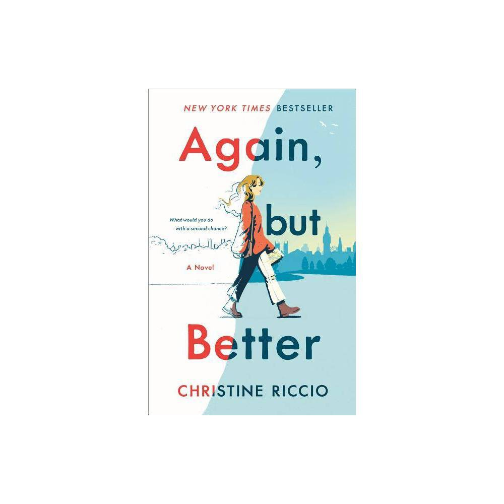 Again But Better By Christine Riccio Hardcover