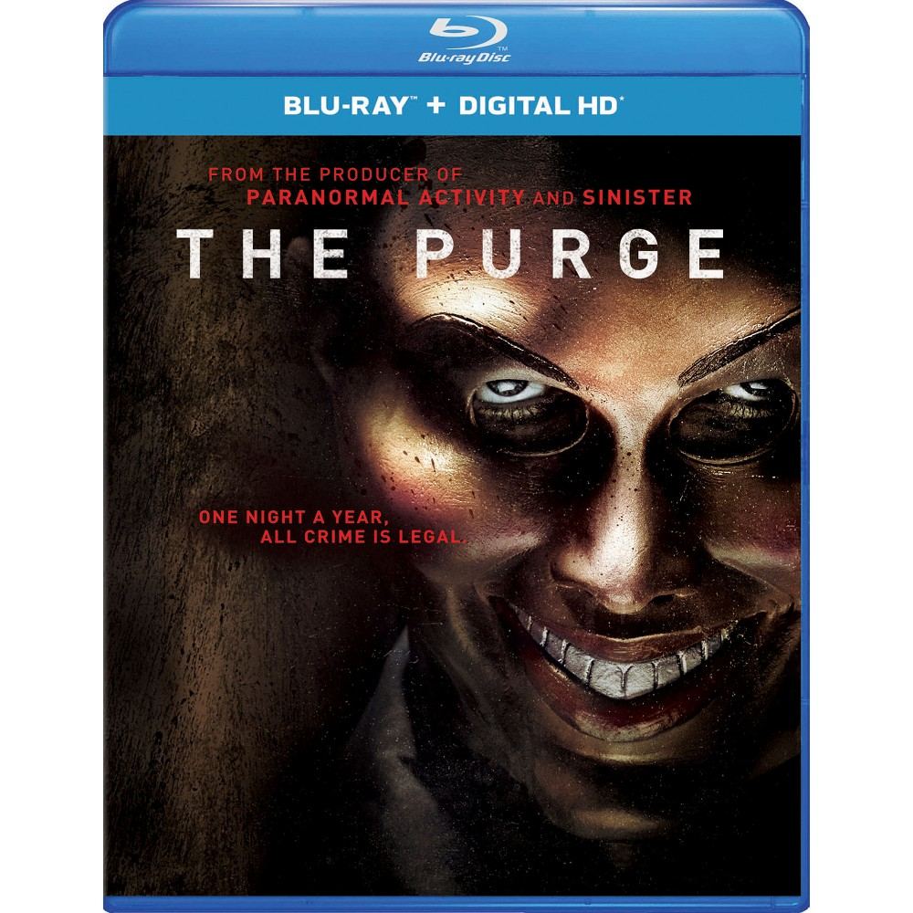 Purge (Blu-ray), Movies