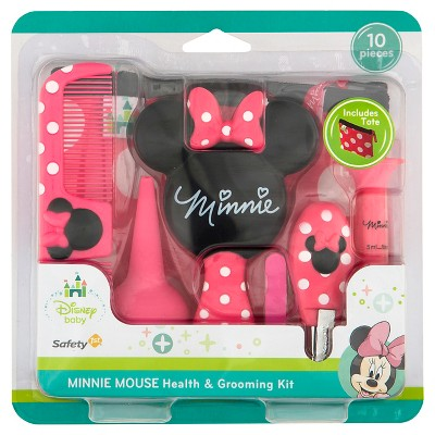 Safety 1st Disney Baby Minnie Mouse Health & Grooming Kit