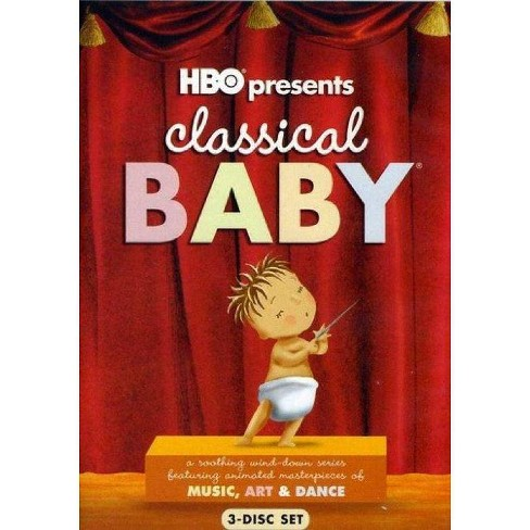 Classical Baby: Music, Art & Dance (DVD) - image 1 of 1