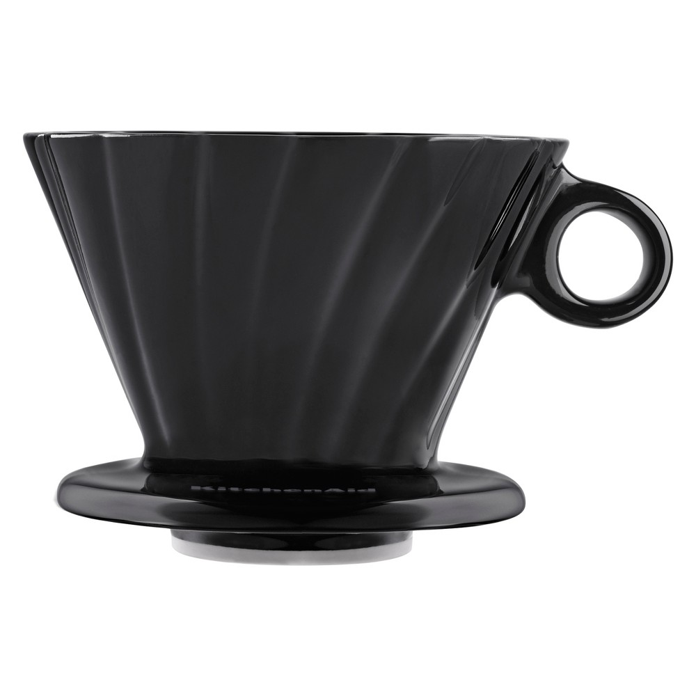 KitchenAid 4 Cup Pour Over Cone Coffee Maker Onyx Black – KCM0460OB 53751593