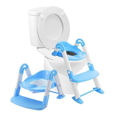 Babyloo Bambino Booster 3 in 1 - Blue