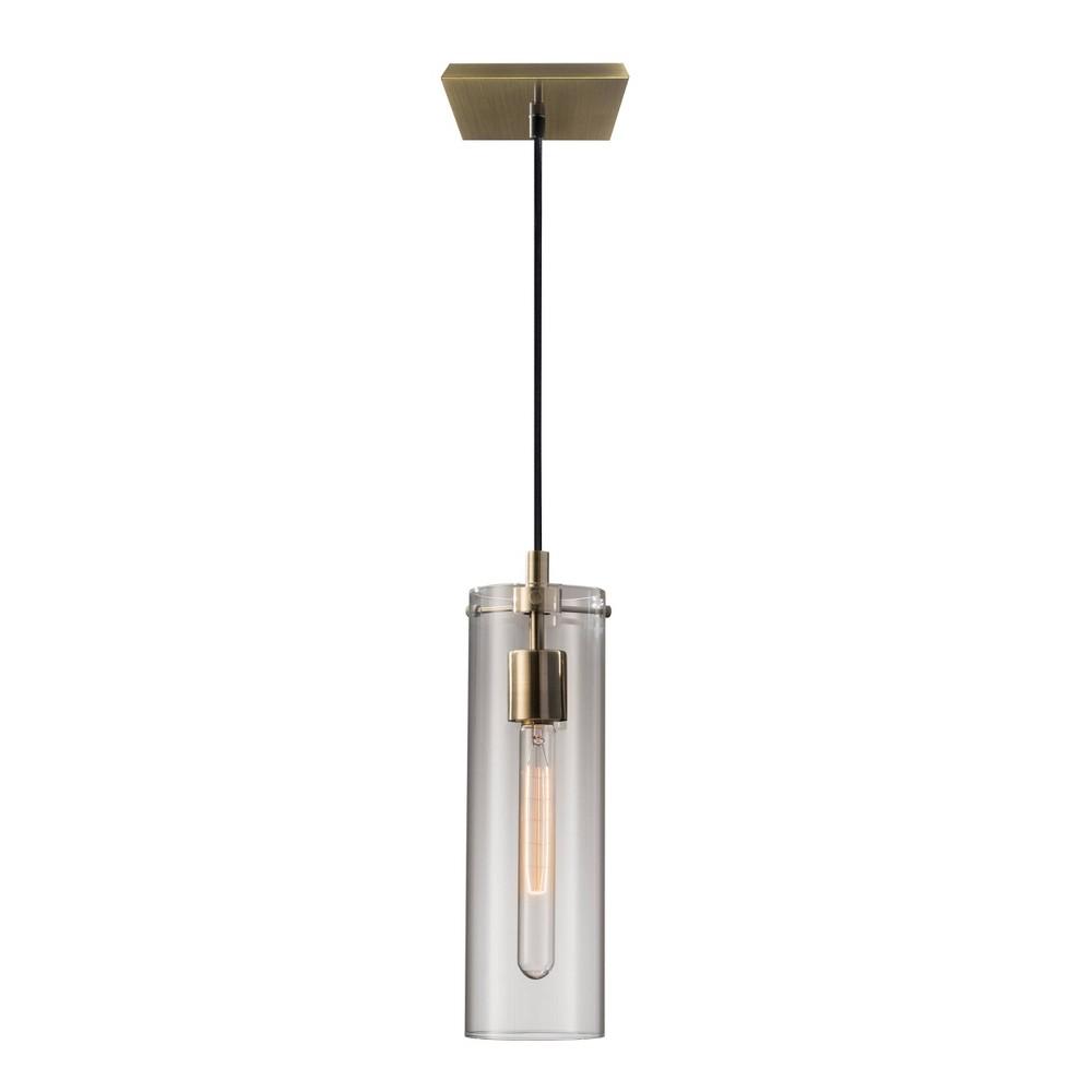 Image of Dalton Pendant Ceiling Light Brass - Adesso