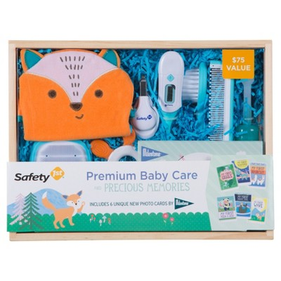 Safety 1st® - Premium Baby Care & Precious Memories Set - Fox