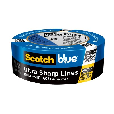 ScotchBlue Ultra Sharp Lines Multi-Surface Painter's Tape