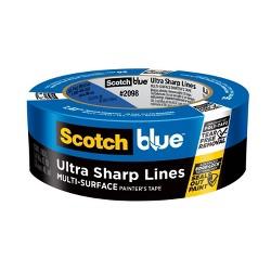 Masking Tape Blue Scotchblue