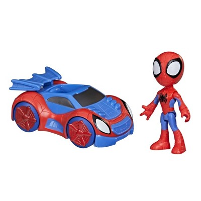 Marvel Spider-Man Spidey and His Amazing Friends Spidey Web Crawler