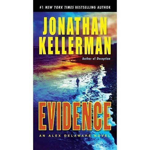 Evidence ( Alex Delaware) (Reprint) (Paperback) by Jonathan Kellerman - image 1 of 1