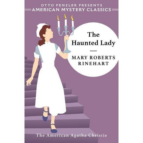 The Haunted Lady - by  Mary Roberts Rinehart (Hardcover) - image 1 of 1
