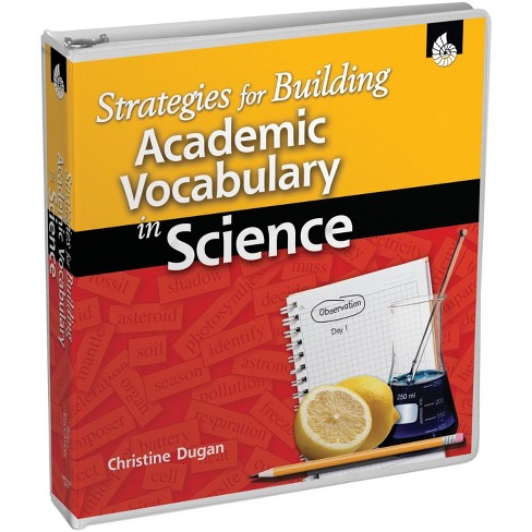 Shell Education Strategies for Building Academic Vocabulary in Science - image 1 of 1