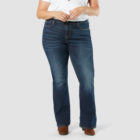 DENIZEN® from Levi's® Women's Plus Size Modern Skinny Jeans - Marissa  - image 1 of 3