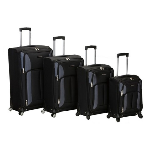 Rockland Impact 4pc Spinner Luggage Set - image 1 of 1