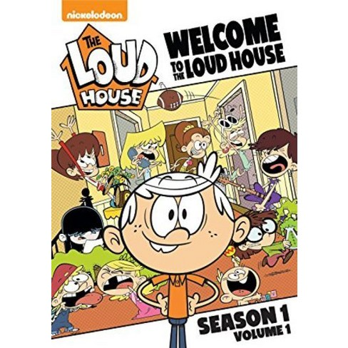 Welcome to the Loud House - Season 1 (DVD) - image 1 of 1
