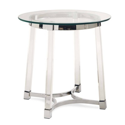 Sophia End Table Clear - Picket House Furnishings