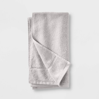 Modal Hand Towel Light Gray - Casaluna™