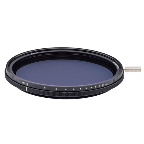 NiSi 62mm ND-VARIO Pro Nano 1.5-5stops Enhanced Variable ND Filter - image 1 of 1