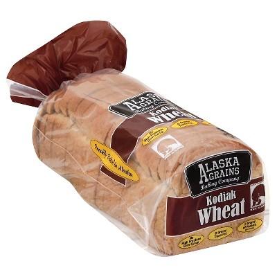 Alaska Grains Kodiak Wheat Bread - 24oz