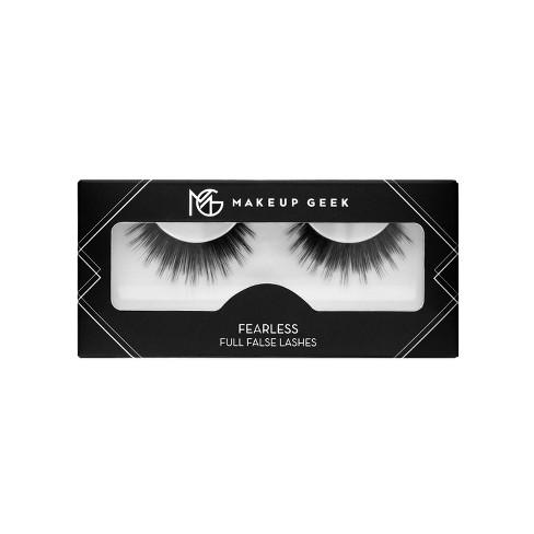 34761798585 Makeup Geek False Eye Lashes In Fearless Style : Target