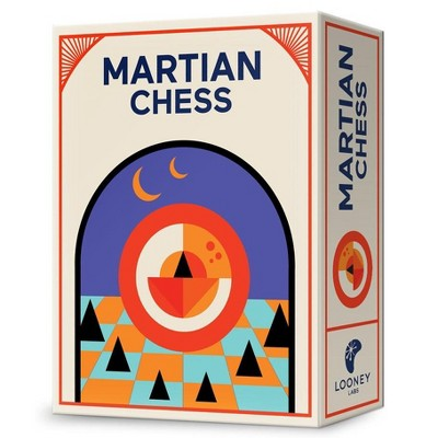 Martian Chess Board Game