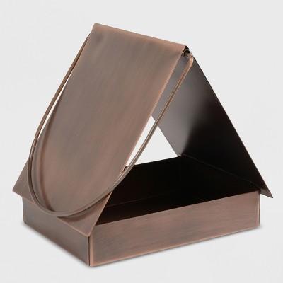 7.6  Bird Feeder Copper - Smith & Hawken™