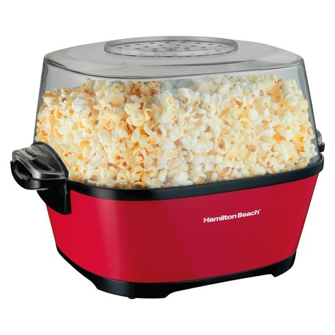 Hamilton Beach Electric Popcorn Maker with Stir Arm- 73302 - image 1 of 3