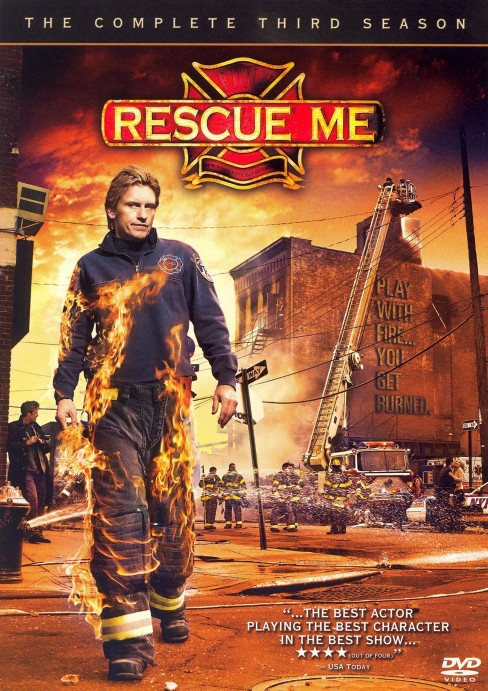 Rescue Me: The Complete Third Season [4 Discs] - image 1 of 1