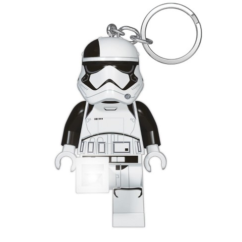 Star Wars Lego Stormtrooper First Order Executioner Key Chain With