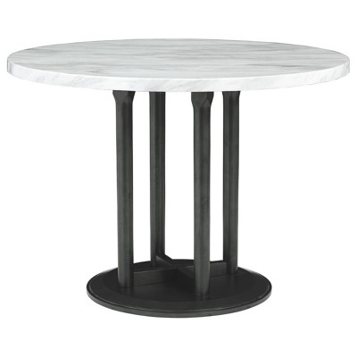Centiar Round Dining Table Brown - Signature Design by Ashley