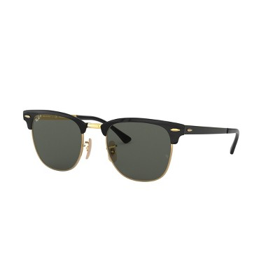 Ray-Ban RB3716 51mm Clubmaster Unisex Square Sunglasses Polarized