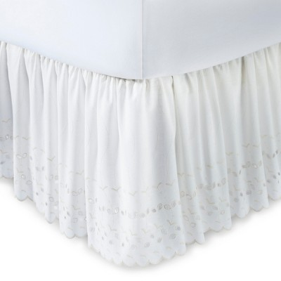 Magic Skirt Wrap Around Tailored Bed Skirt Target