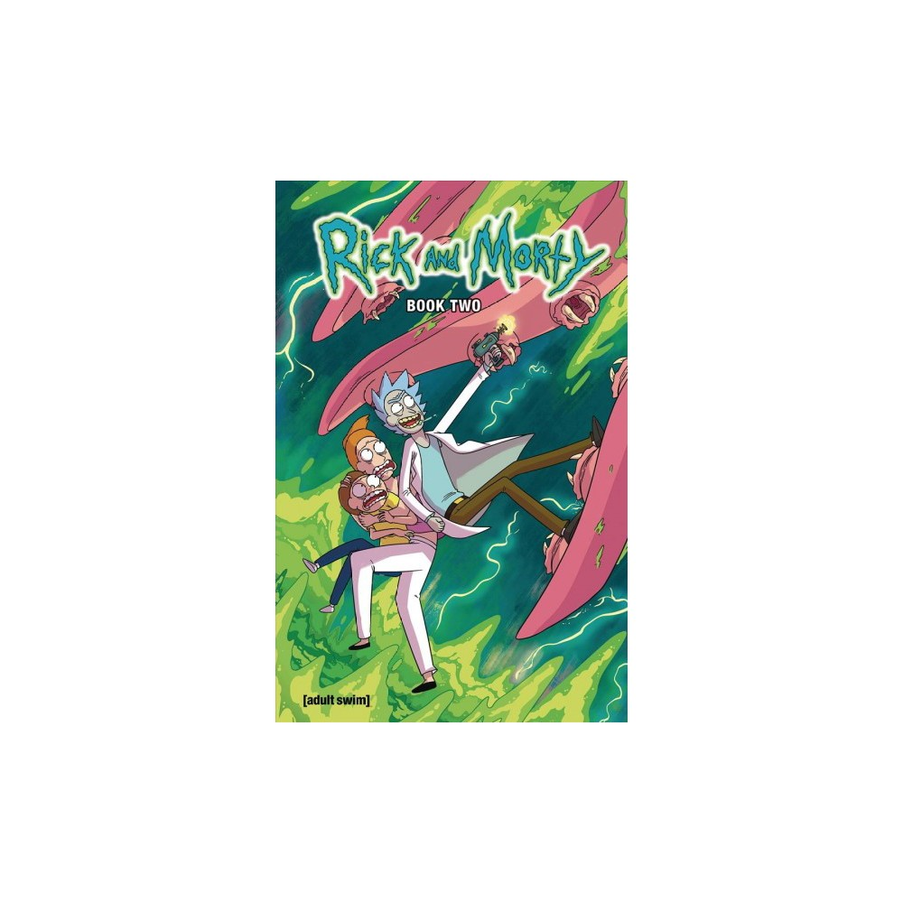 Rick and Morty 2 (Hardcover) (Tom Fowler)