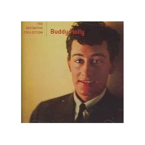 Buddy Holly - The Definitive Collection (CD) - image 1 of 2