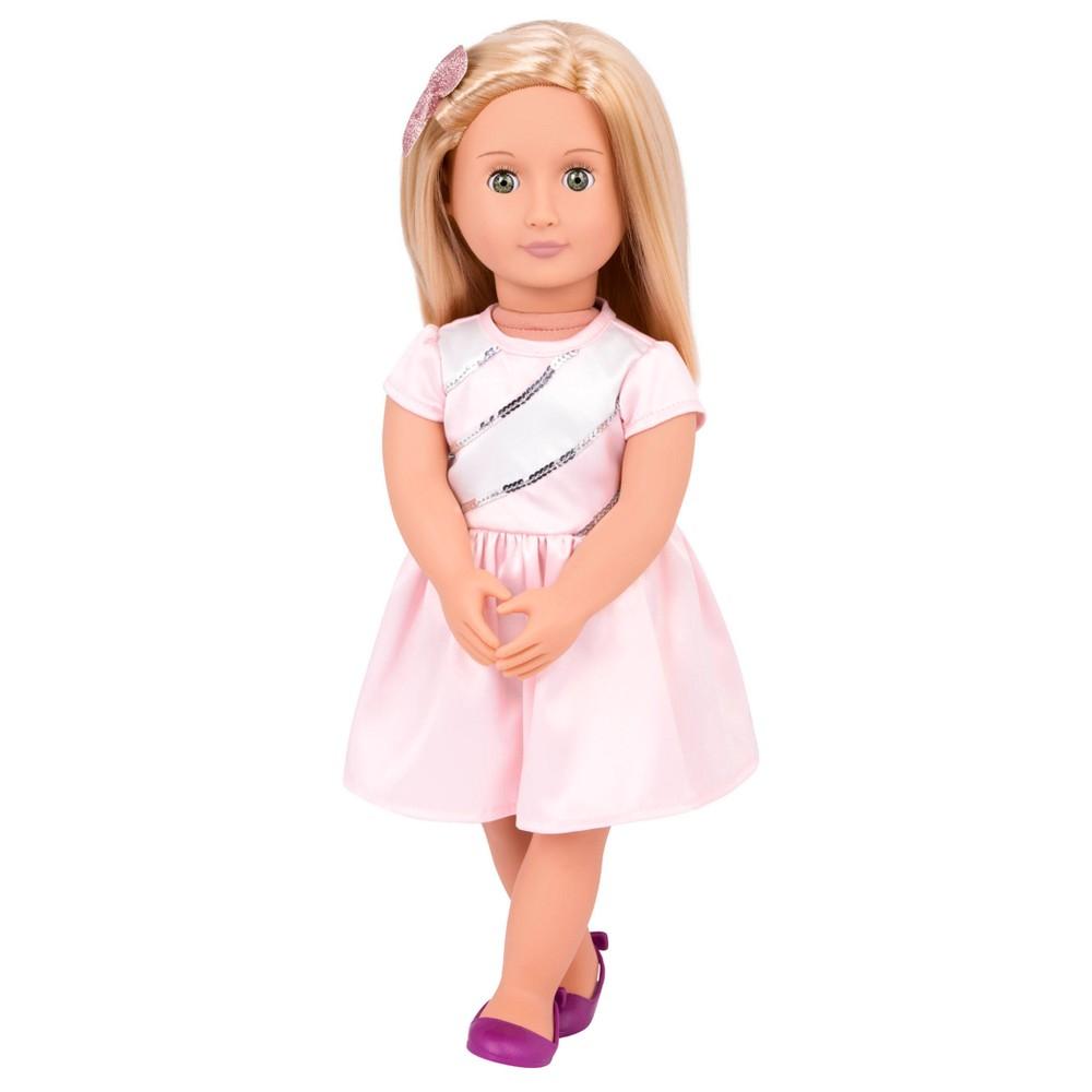 Our Generation Glitter Tattoo Doll - Rosalyn