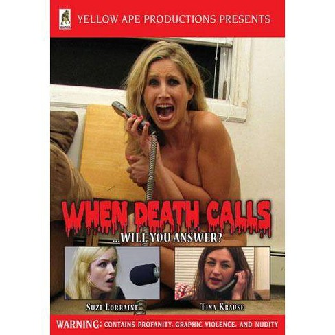 When Death Calls (DVD) - image 1 of 1