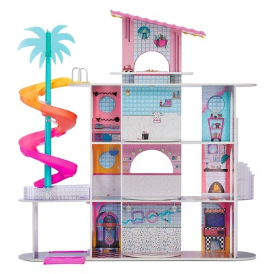 L.O.L. Surprise! OMG House of Surprises Doll Playset