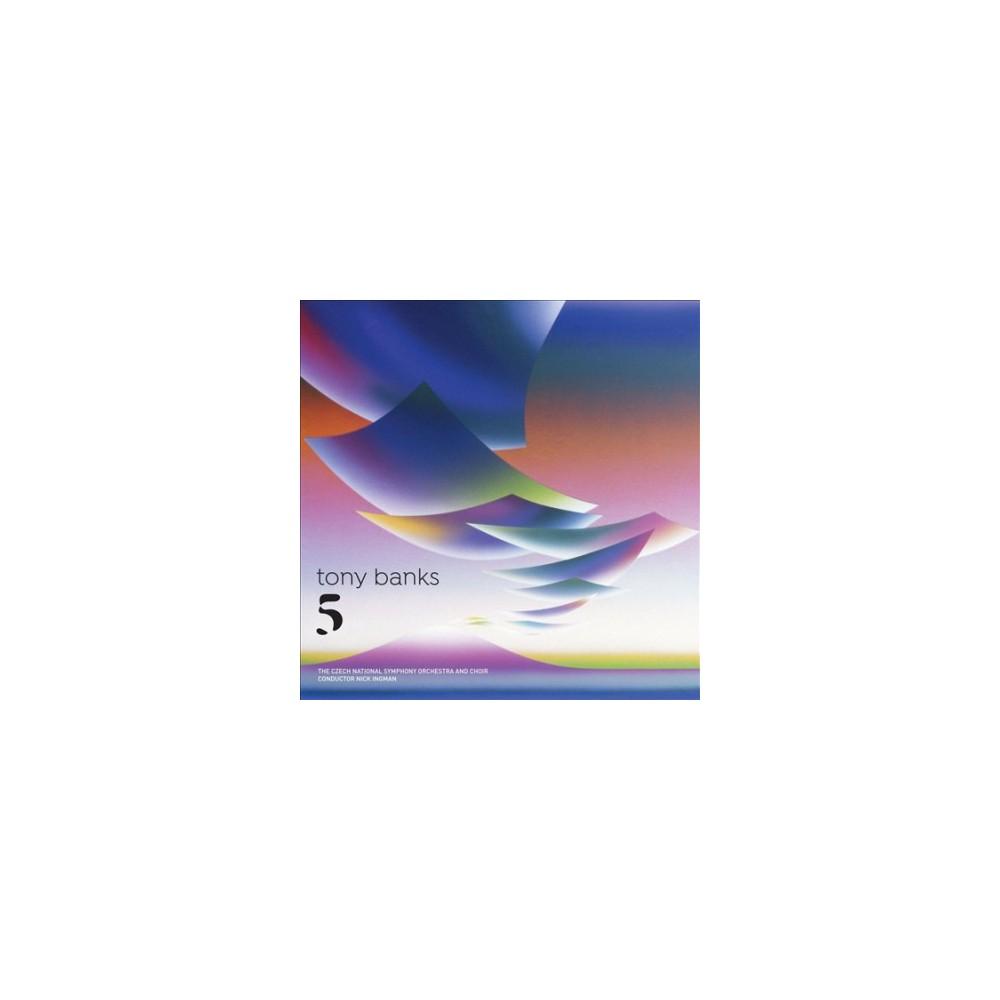 Tony Banks - Five (CD), Classical Music