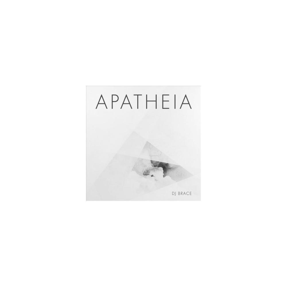 Dj Brace - Apatheia (Vinyl)